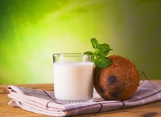 A lot of people use coconut milk to create tasty thai recipes, or enjoy it in smoothies (if they like the more rich full-on coconut taste). Pizza Nutrition Facts, Coconut Milk Nutrition, Broccoli Nutrition, Cheese Nutrition, Nutrition Education, Kids Nutrition, Health And Nutrition, Healthy Food Choices, Juice