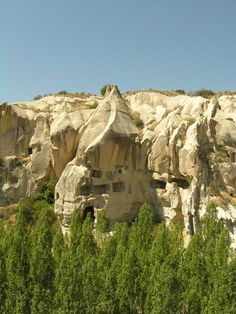 Göreme National Park and the Rock Sites of Cappadocia, Turkey. A UNESCO World Heritage Site