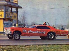Motor City Dragway - FROM RICK RZEPKA Funny Car Drag Racing, Funny Cars, F1 Racing, Revell Model Kits, American Classic Cars, Old Race Cars, Vintage Race Car, Drag Cars, Pontiac Gto