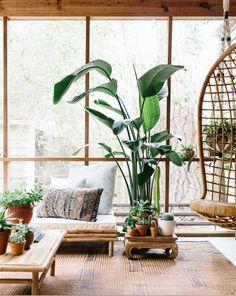 Богемный шик в интерьере дома в Северной Каролине #interiordesignideaslivingroom