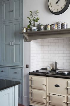 1000 Images About Kitchen Chimney Breast On Pinterest