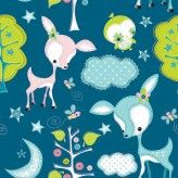 Camelot Cottons - Navy Sweet Dreams from @Jess Addict Fabrics