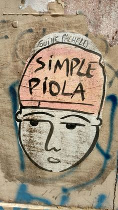 Street art by Guille Pachelo Wallpaper Backgrounds, Iphone Wallpaper, Love Words, Palermo, Rock N Roll, Street Art, Some Good Quotes, Collage, Graphic Design