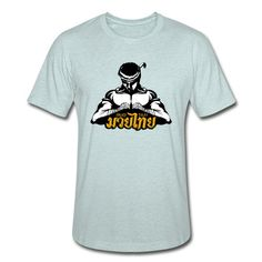 71a50921 MUAY THAI BUAKAW - Unisex Heather Prism T-Shirt #muaythaiTShirt  #muaythaiShirt #buakaw