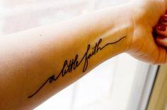 tattoo font.