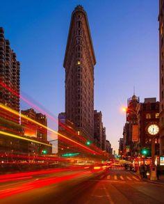 Flatiron Building, Empire State Building, Travel, Viajes, Destinations, Traveling, Trips