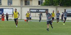 BotafogoDePrimeira: Daniel Carvalho se recupera de lesão e treina com ...