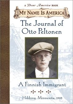 The Journal Of Otto Peltonen, A Finnish Immigrant Hibbing, Minnesota 1905  If you want to come to Finland and find your Finnish roots, I might be able to help