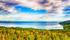 """If you want to get that """"World Away Feeling"""" without really leaving the country, then drive up Interstate 35 to the North Shore and behold the beauty of Great Lake Superior. Duluth, Mn just 3 hours from the Twin Cities begins the adventure and then continue along scenic highway 61 that winds around the Northshore.…"""