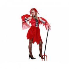 Disfraz de Hada Diabolica Disfraces para Halloween