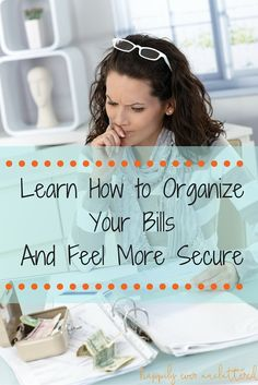 I am so glad I came across this spreadsheet to organize my bills! I really think this is exactly what I was looking for to get my bills in order. Thanks for sharing!  via @happilyeveruncl
