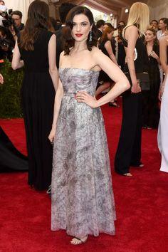 Track the Oscar-winning actress' fashion history