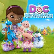I'm learning all about Doc McStuffins at @Influenster!
