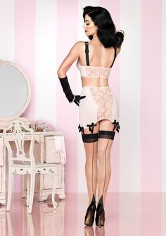 #Sexy Vintage Styled Lace #Lingerie