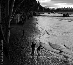 Paris plage. © Patrick Martineau