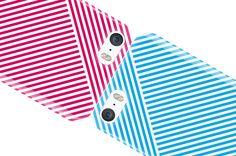 Iphone graphic casings