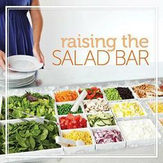 The Big Diabetes Lie - Salad Bar Savvy: How to Make a Healthy Salad Diabetic Meal Plan, Diabetic Recipes, Healthy Recipes, Diabetic Desserts, Healthy Salads, Healthy Eating, Healthy Food, Healthy Breakfasts, Clean Eating