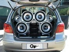 Boot Car Audio Custom Install