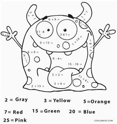 Free Math Coloring Sheets free math coloring pages for grade free printable math Free Math Coloring Sheets. Here is Free Math Coloring Sheets for you. Free Math Coloring Sheets coloring pages color math coloring worksheets grad. Halloween Math Worksheets, Math Coloring Worksheets, Multiplication Worksheets, Addition Worksheets, Kids Worksheets, Number Worksheets, Grammar Worksheets, Halloween Coloring Pages, Coloring Pages For Kids