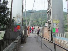 Rishikesh It is the ideal place for meditation in India. Gateway of Garwal Himalaya.