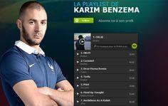 Les Inrocks - Les joueurs de l'Equipe de France dévoilent leurs playlists Spotify