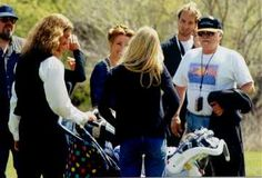 Judy and Mike Trest: Dr. Quinn Medicine Woman Movie Revolutions: March 1999 Filming with Jane Seymour and Joe Lando