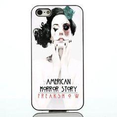 american horror story freak show iphone case,samsung case
