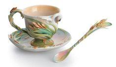 Hamara Karachi ہمارا کراچی: Amazing Tea Cups Collection.