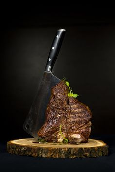 T-bone by Dmitriy Khoroshayev on 500px