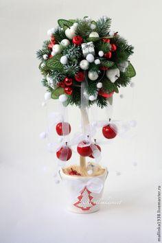 Christmas Topiaria - Blog Pitacos e Achados - Acesse: https://pitacoseachados.wordpress.com - https://www.facebook.com/pitacoseachados - https://plus.google.com/+PitacosAchados-dicas-e-pitacos - #pitacoseachados