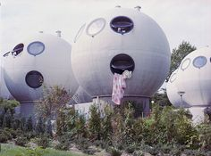 The Peculiar Globe Housing of Holland