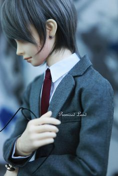 Ciel...is that you? (°-°)
