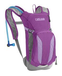 88cfe0b3b8 CamelBak - Mini-M. Hydration Backpack - Kids  - in - Purple Cactus  Flower Sheer Lilac
