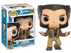 Pop! Marvel: X-Men - Logan - Marvel Action Figures & Toys Bobble Heads/Vinyl