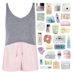 """""""i made a tag!"""" by lucidmoon ❤ liked on Polyvore featuring Givenchy, River Island, Clinique, Davines, Dorothy Perkins, CB2, The Body Shop, Fujifilm, VIPP and abcDNA"""