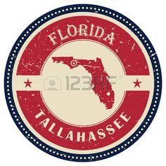 Sello del estado de la Florida (Tallahassee)