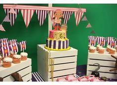 Jake and the neverland pirates girl party Birthday Party Ideas   Photo 3 of 19   Catch My Party