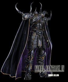 Final Fantasy IV - Golbez