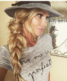 Knotted & braid.