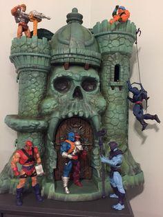 Masters of the universe Classics Castle Grayskull