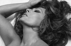 Sophia Loren Photographed by Inez van Lamsweerde and Vinoodh Matadin @InezAndVinoodh