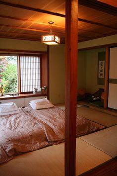 Japanese Futon Bed