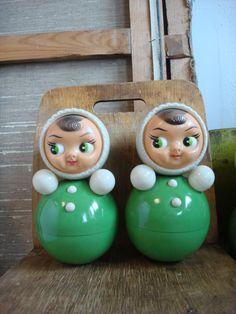 Rolypoly Nevalyashka vintage toy ding by OldMoscowVintage on Etsy, $43.00