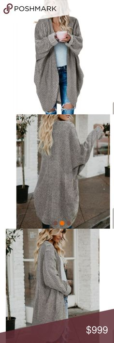 40 Best Batwing cardigan images | Clothes, Batwing cardigan