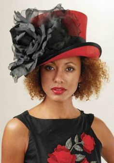 How to Wear a Hat - http://boomerinas.com/2012/08/how-to-wear-a-hat-rules-etiquette-for-women/