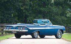 1961 Chevrolet Impala SS 409 Convertible