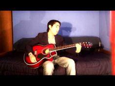Te fuiste de aqui - Alexis mandra (cover Reik) - YouTube
