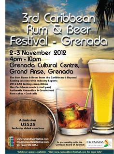 Rum, Rum, Rum  Grenada.......Caribbean.......Festival