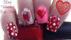 Haven't been into Vday for a really long time, but I do Love Red & hearts. So these are kina cute