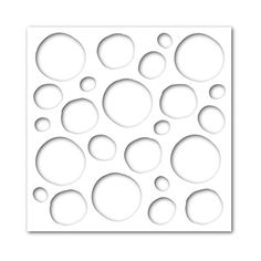 Free avery templates round label 12 per 4x6 sheet 5410 5247 simon says stamp stencil irregular dots ssst121342 pure sunshine pronofoot35fo Gallery